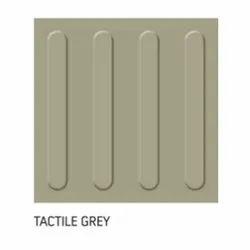 Tactile Grey Parking Tile