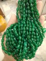 Green Onyx Oval Mania Beads