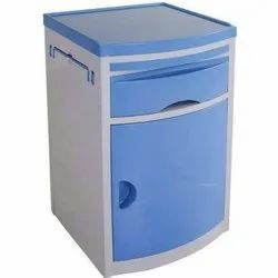 India Surgitech Plastic ABS ABS Bedside Cabinets, for Hospitals