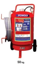 DCP BC Type Fire Extinguisher 50 Kg