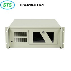 4U Rack Mount Chassis Industrial Grade STS Make, Model Name/Number: IPC-610-STS-1