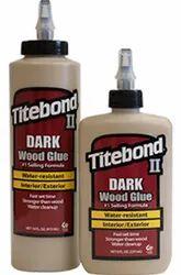 Polyvinyl Acetate Titebond II Dark Wood Glue, 237ml, Packaging Type: Bottle