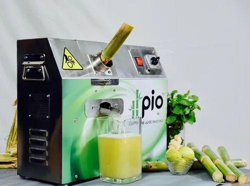 Sugarcane Juice Machine Sugarcane Juicer Exporter From Rajkot