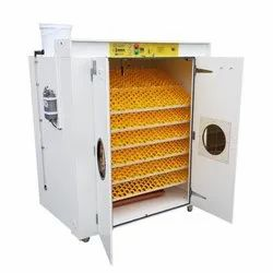 All Automatic Commercial Egg Setter Cum Hatcher For Duck