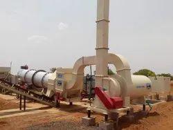 Pollution Control Unit For Drum Mix Plant