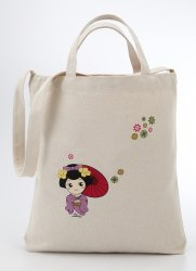 Cotton Tote Bags, Capacity: 3 kg