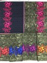 For Garment Flower Printed Cotton Fabric