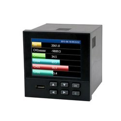 Multi Color Paperless Recorder for Industrial, Model Name/Number: RS900L