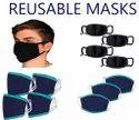 Super Reusable 3ply Mask, Certification: Icr, Fda