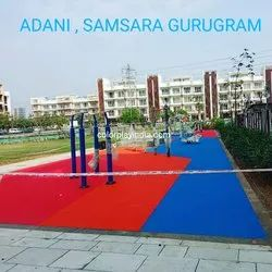 Epdm Flooring Service, For Outdoor