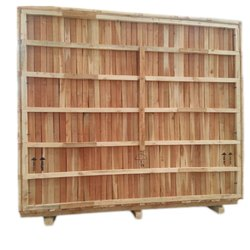 Rectangular Rubber Wood Machine wooden packing, Capacity: 10000-20000 Kg, For Industrial