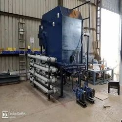 Semi-Automatic Dissolved Air Flotation Unit for Automobile & Paint shop