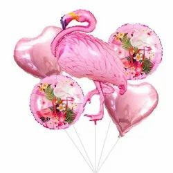 Flamingo Foil Balloon For Party And Decoration