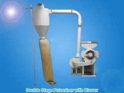 Double Stage Pulveriser Machine