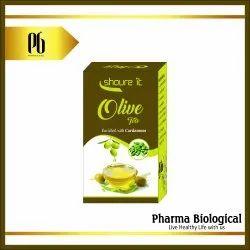 Olive Tea Tablets