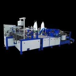 CWN-1300 Automatic Paper Cone Winding Machine
