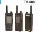 Talk Pro License Free Walkie Talkie Ip Walkie Talkies Radios, Model Name/number: Th-588, Size: 40(h)x53(w)x135(l) Mm