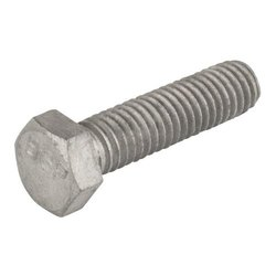 Full Thread Mild Steel Hex Bolt