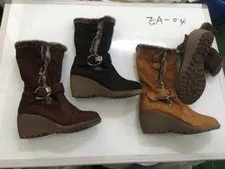 Women Long Boots For Girls