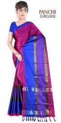 Art Festive Wear South Silk Sarees with Out Blouse Piece