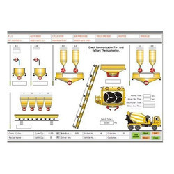 Construction Scada System for RMC