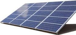 Solar Power Plant Capex Model