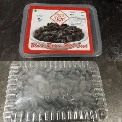 King of Nuts Black Raisins With Seed