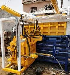 Pu-Foam Compress Machine