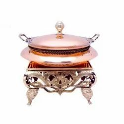 Table Use Chafing Dish