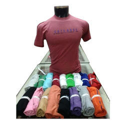 Cotton Half Sleeve T-Shirt