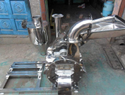 12  Stainless Steel Pulverizer With Sieve For Grinding Masala