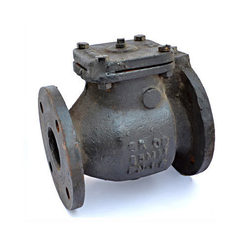 CI Reflux Valve, Size: DN Mm 50 To 450