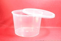 1200 ml Transparent Food Packaging Container