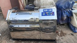 Wash Care Horizontal Washing Machine, For Commercial, 1.5 Kw