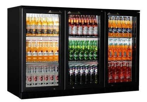 Electric Back Bar Cooler
