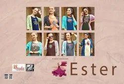 Ladies Rayon Designer Kurti
