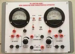 Semiconductor Diode Characteristics Apparatus