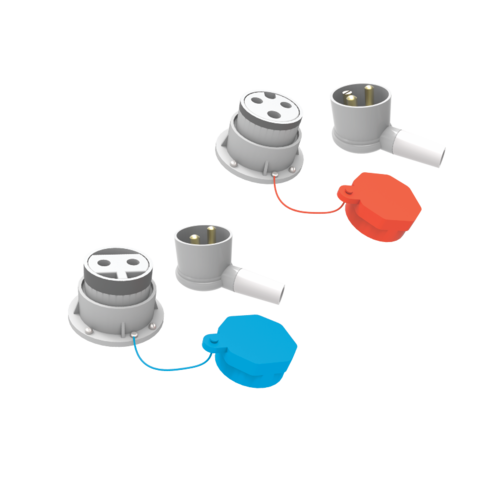 Remarkable Metal Clad Plugs Sockets Size 36 5X64X27Mm Rs 120 Piece Id Wiring Digital Resources Attrlexorcompassionincorg