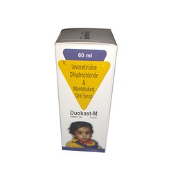 Levocetirizine Dihydrochloride & Montelukast Oral Syrup