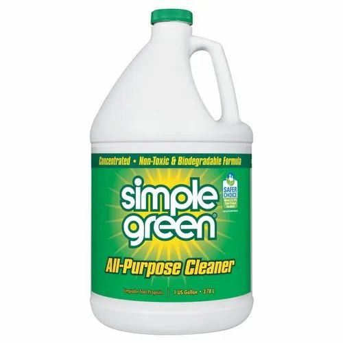 Liquid Simple Green Cleaning Agent