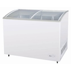 Adwin India Stainless Steel Ice Cream Freezer, Electric, Top Open Door