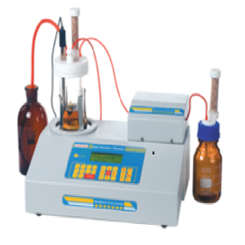 Auto Karl Fischer Titration Apparatus At Rs 33000   Piece