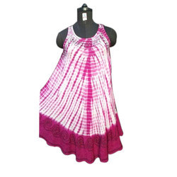58847945a0e Digital Printed Western Wear Ladies Rayon Sundress