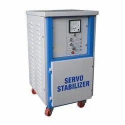 Sri Single Phase 5 kVA Servo Stabilizer, With Surge Protection, Output Voltage: 230v