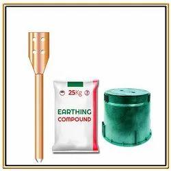 Solar Earthing Kit