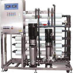 6000 LPH SS Packaged Drinking Water Plant