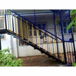 Outside Stair Railing