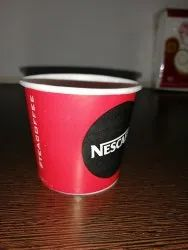 century White Paper Cup, Packet Size: 100 Pcs, Capacity: 150 Ml