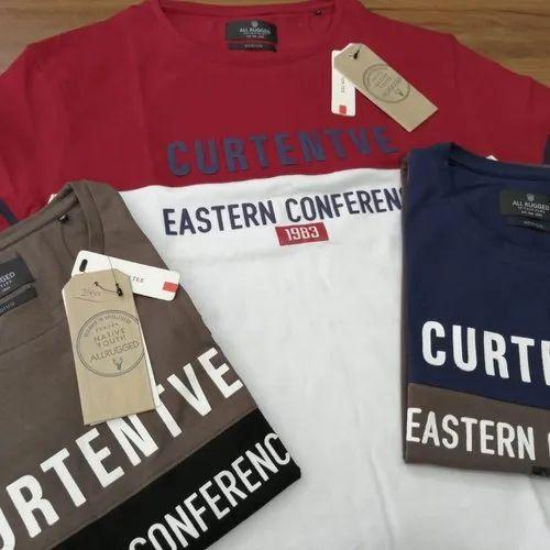 ba569e88cc0 Men's Cotton Printed Half Sleeve T-Shirt