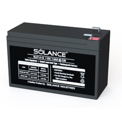 Spray Pump Battery